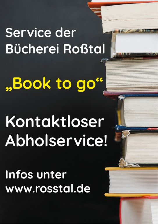 Book to go neu